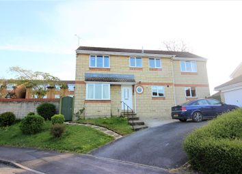 Thumbnail 4 bedroom property for sale in Locksgreen Crescent, Swindon