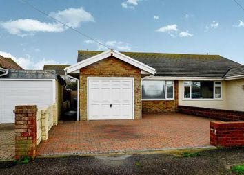 Thumbnail 2 bed bungalow for sale in Friars Avenue, Peacehaven, East Sussex