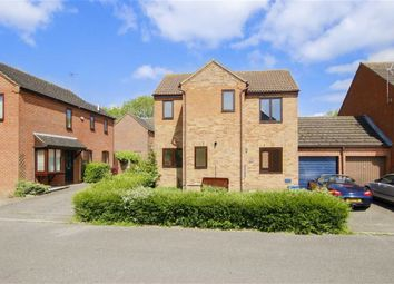 Thumbnail 3 bed link-detached house to rent in Salisbury Grove, Giffard Park, Milton Keynes