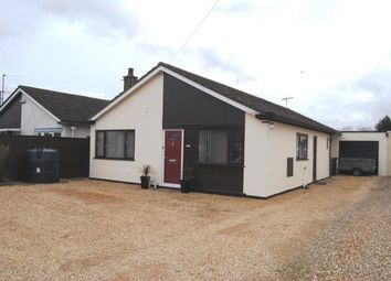 Thumbnail 4 bed bungalow for sale in Walton Highway, Wisbech, Norfolk