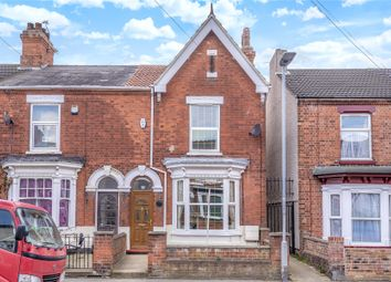 3 bed end terrace house for sale in Farebrother Street, Grimsby DN32