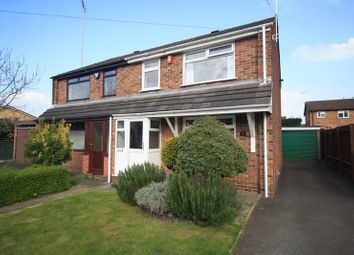 Thumbnail 3 bed semi-detached house for sale in Holme Farm Avenue, Burton-On-Trent, Staffordshire