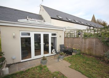 Thumbnail 2 bed terraced house for sale in Church Park, Wittering, Peterborough