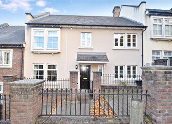 Thumbnail 4 bed terraced house for sale in College Place, Greenhithe, Kent