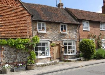 Thumbnail 2 bed terraced house for sale in Church Street, Steyning, West Sussex