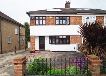 Thumbnail 3 bed semi-detached house for sale in Aspen Grove, Upminster