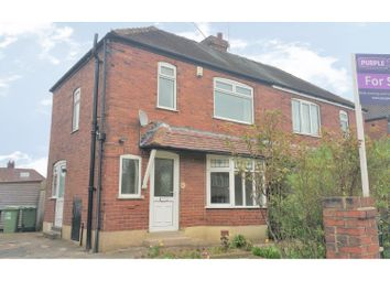 Thumbnail 2 bed semi-detached house for sale in Gledhow Park Avenue, Leeds