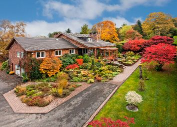 Thumbnail 5 bed country house for sale in Ardsheol, Moness Avenue, Aberfeldy, Perthshire