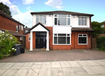 Thumbnail 5 bed detached house for sale in Stand Avenue, Whitefield, Manchester