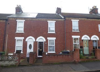 Thumbnail 3 bed terraced house to rent in Albemarle Road, Gorleston, Great Yarmouth