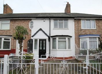 Thumbnail 2 bed terraced house for sale in Windfield Road, Garston, Liverpool