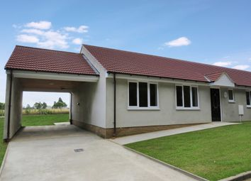 Thumbnail 3 bed semi-detached bungalow for sale in Bobbys Way, Stanton, Bury St. Edmunds