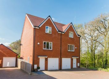 Thumbnail 4 bed semi-detached house for sale in Old Saw Mill Place, Amersham