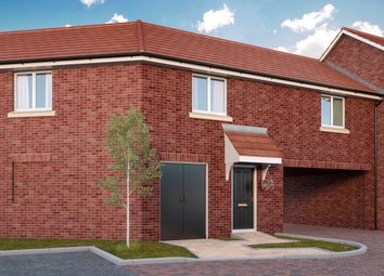 Thumbnail 2 bed town house for sale in New Cardington, Condor Boulevard, Bedford