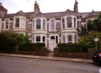 Thumbnail 1 bedroom flat to rent in St Lawrence Road, North Hill, Plymouth