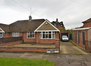 Thumbnail 2 bed semi-detached bungalow for sale in Beechwood Drive, Westone, Northampton
