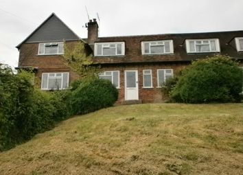 Thumbnail 2 bed terraced house to rent in Hill View Road, Farnham, Surrey