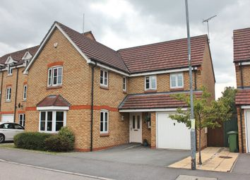 Thumbnail 4 bed detached house for sale in Parnell Close, Littlethorpe, Leicester