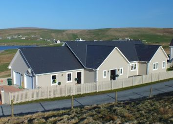 Thumbnail 4 bed detached house for sale in Sandwick, Shetland