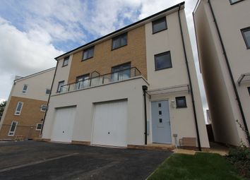 Thumbnail 4 bed town house to rent in Willowherb Road, Emersons Green, Bristol