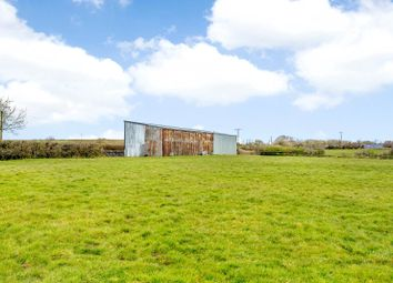 Land for sale in Hollacombe, Holsworthy, Devon EX22