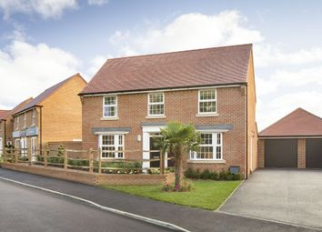 "Thumbnail 4 bedroom detached house for sale in ""Holly"" at Crosstrees, Allotment Road, Sarisbury Green, Southampton"