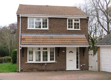 Thumbnail 3 bed detached house for sale in Kelburn Close, Chandlers Ford, Eastleigh