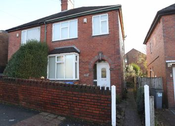 Thumbnail 3 bed semi-detached house for sale in Anchor Road, Longton, Stoke-On-Trent, Staffordshire