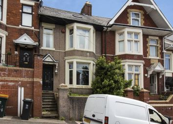 Thumbnail 5 bed terraced house for sale in St. Johns Road, Newport