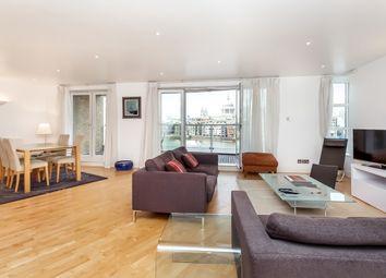 Thumbnail 2 bedroom flat to rent in New Globe Walk, London