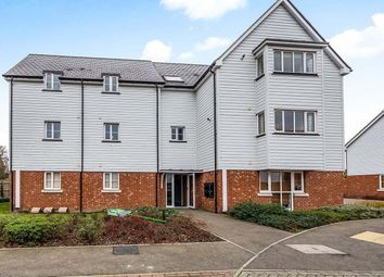 Thumbnail 2 bed flat for sale in Eglington Drive, Rochester