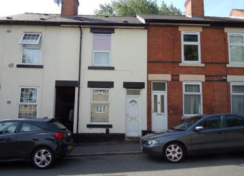 Thumbnail 2 bedroom terraced house to rent in Stockbrook Street, Derby