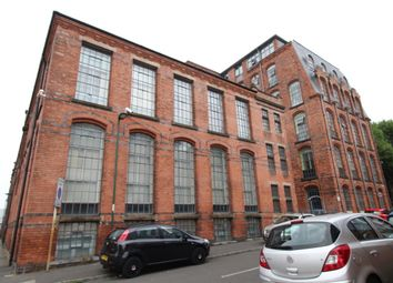Thumbnail 2 bed flat for sale in Hartley Road, Nottingham