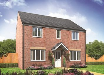 "Thumbnail 4 bed detached house for sale in ""The Chedworth"" at Grantham Road, Waddington, Lincoln"