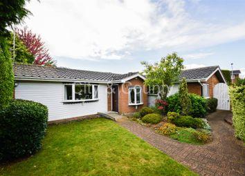 Thumbnail 4 bed detached bungalow for sale in Kirkton Gate, Longthorpe, Peterborough