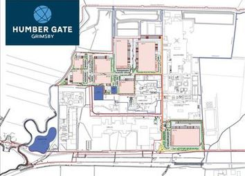 Thumbnail Land to let in Humber Gate, Moody Lane, Grimsby, Lincolnshire