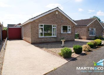 Thumbnail 2 bed detached bungalow to rent in Anderson, Dunholme, Lincoln