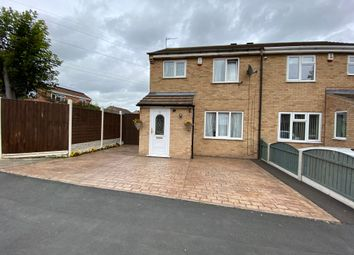 Thumbnail 3 bed semi-detached house to rent in Quickhill Road, Stenson Fields, Derby