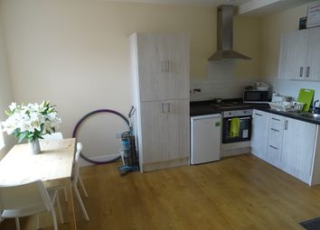 Thumbnail 2 bedroom flat to rent in Flat 2, 64 Newcastle Avenue, Worksop
