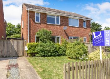 Thumbnail  Semi-detached house to rent in Gainsborough Road, Stamford, Lincolnshire