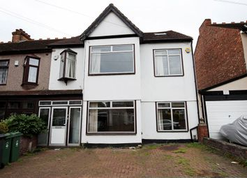 Thumbnail 6 bed end terrace house for sale in Colchester Road, Leyton