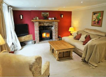 Thumbnail 5 bed semi-detached house for sale in The Row, Canterbury
