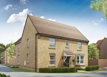 """Thumbnail 4 bed detached house for sale in """"Cadleigh"""" at Aspen Gardens, Hook"""