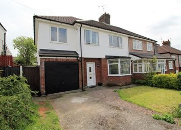 Thumbnail 4 bed semi-detached house for sale in Cresttor Road, Woolton, Liverpool, Merseyside