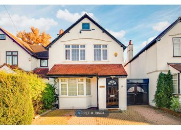 Thumbnail 4 bed detached house to rent in Eastcote Road, Pinner