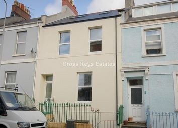 Thumbnail 2 bed flat for sale in Fitzroy Terrace, Fitzroy Road, Stoke, Plymouth