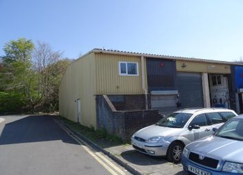 Thumbnail Light industrial for sale in Unit 4, Kestral Park, Burrington Way, Plymouth