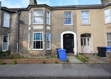 Thumbnail 5 bedroom terraced house for sale in Windsor Road, Lowestoft