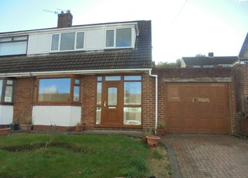 3 bed semi-detached house for sale in Cromwell Court, Blaydon-On-Tyne NE21