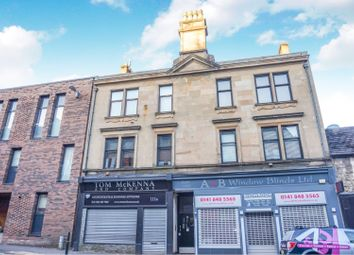 Thumbnail 2 bed flat for sale in 111 Neilston Road, Paisley